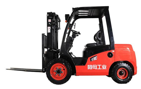 2.0-3.5吨T8进口发动机内燃叉车